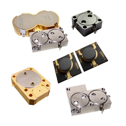 带状线型隔离器和环形器