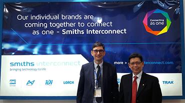 Smiths Interconnect 携手 TTI Asia为亚洲市场提供创新型互连解决方案