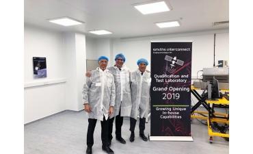 史密斯英特康在苏格兰开设的新测试实验室隆重开幕