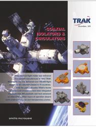 空间应用型同轴隔离器和环形器