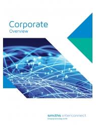 Corporate Overview Brochures