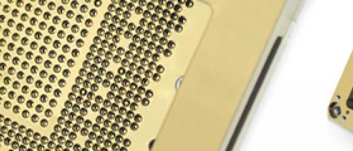 半导体测试|导电橡胶测试座|芯片测试插座